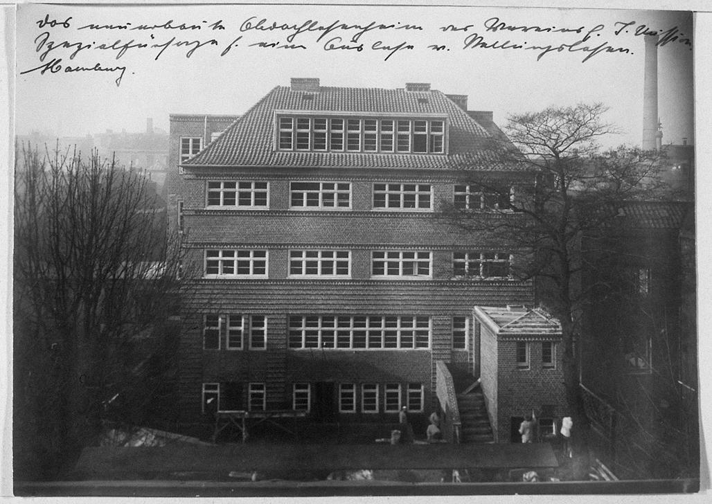 Bodelschwingh-Haus Hamburg